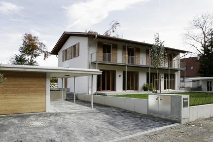 Haus S, Heimgartenstraße, Söcking/Starnberg