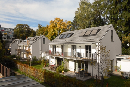 Haus E F F, Bogenhausen, München