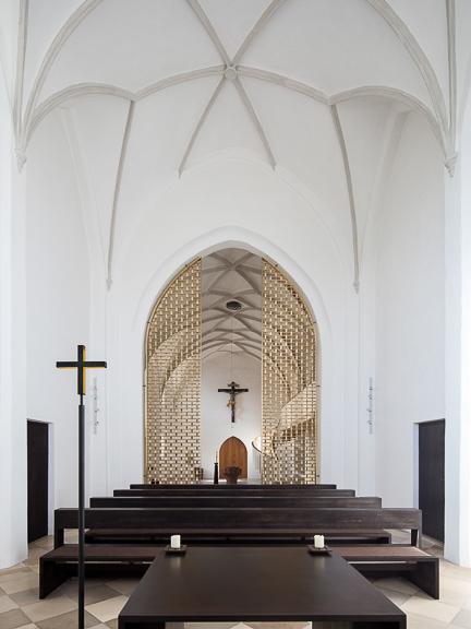 St. Johannes der Täufer, Bodenkirchen
